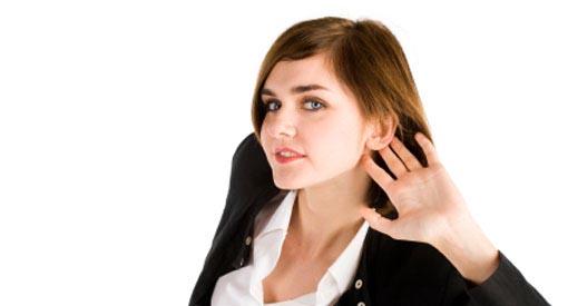 really listening